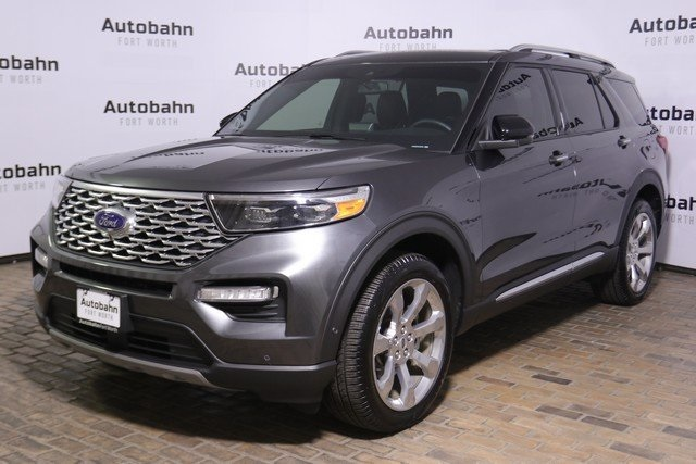 Pre-Owned 2020 Ford Explorer Platinum