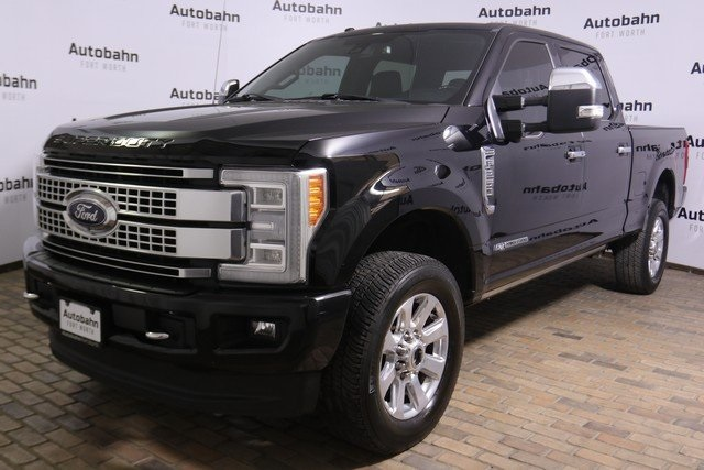 Pre-Owned 2017 Ford F-250SD Platinum