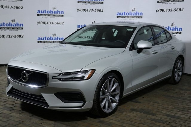 Certified Pre-Owned 2019 Volvo S60 T5 Momentum