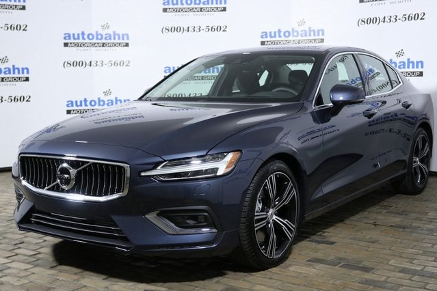 Certified Pre-Owned 2019 Volvo S60 T6 Inscription