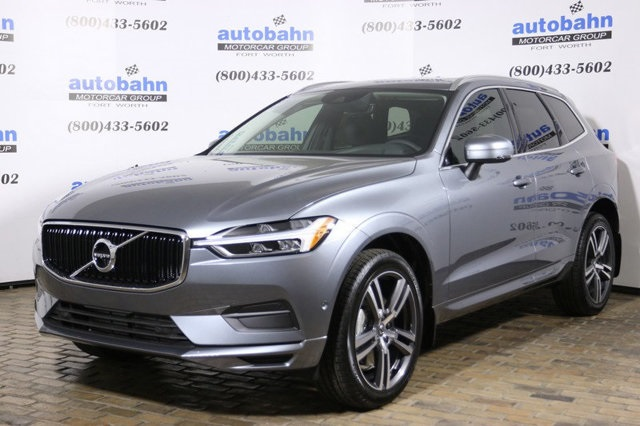 Volvo Certified Pre-Owned >> Certified Pre Owned 2018 Volvo Xc60 T6 Momentum 4d Sport Utility In
