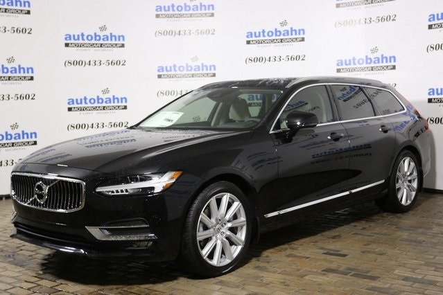 Certified Pre-Owned 2018 Volvo V90 T5 Inscription