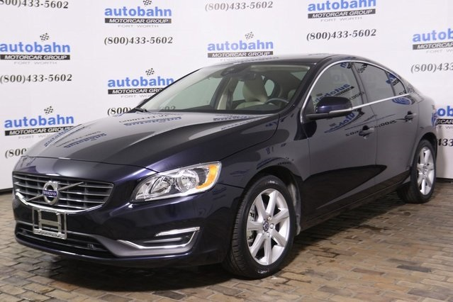 Certified Pre Owned 2016 Volvo S60 T5 Drive E Premier