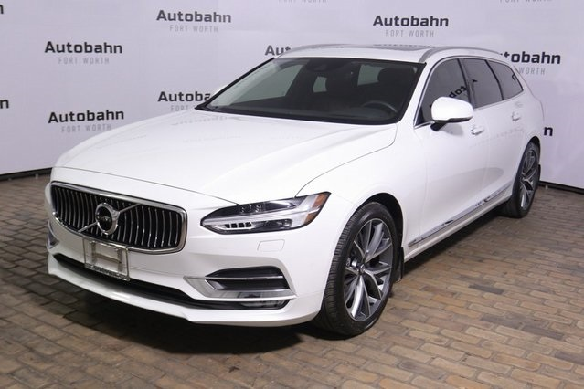 Certified Pre-Owned 2018 Volvo V90 T6 Inscription