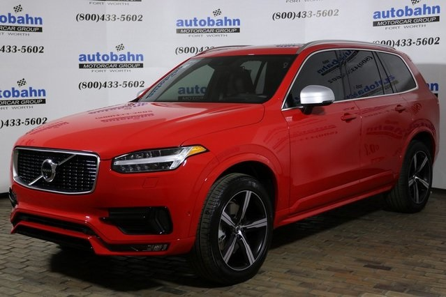 New 2019 Volvo XC90 T5 R-Design