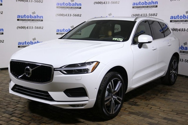 new 2018 volvo xc60 t5 momentum 4d sport utility in fort. Black Bedroom Furniture Sets. Home Design Ideas