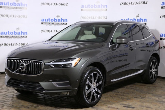 Certified Pre-Owned 2018 Volvo XC60 T5 Inscription