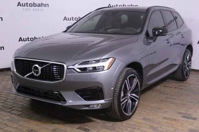 New 2020 Volvo Xc60 T5 Awd 4d Sport Utility