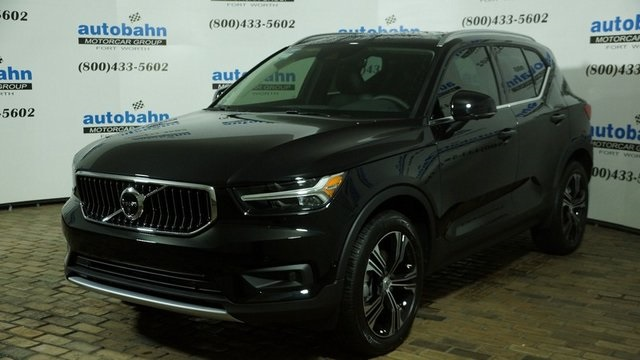 New 2019 Volvo Xc40 T5 Inscription