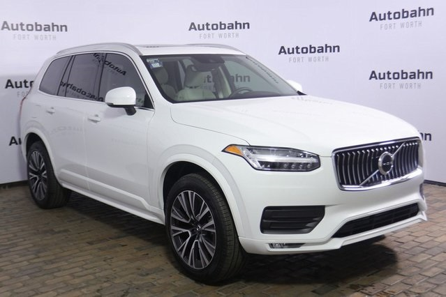 New 2020 Volvo Xc90 T6 Momentum Awd 4d Sport Utility