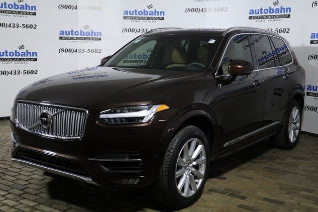 Demo/Loan Cars 2018 Volvo XC90 T6 Inscription AWD 4D Sport Utility