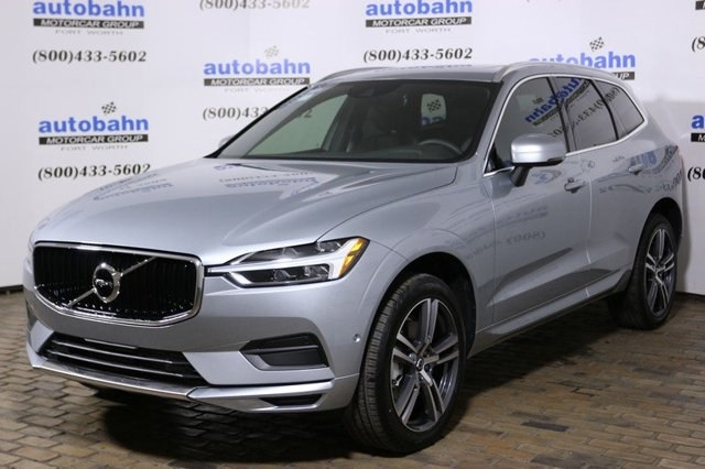 certified pre-owned 2018 volvo xc60 t6 momentum 4d sport utility in