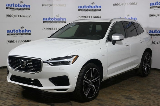 Certified Pre Owned 2018 Volvo Xc60 Hybrid T8 R Design