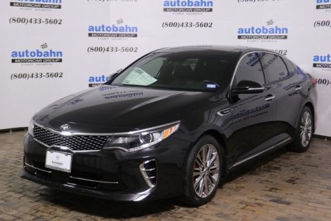 Pre-Owned 2016 Kia Optima SXL
