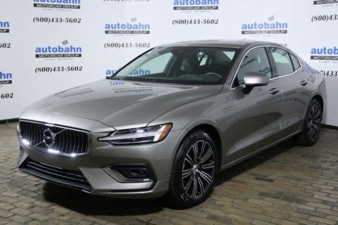 Pre-Owned 2019 Volvo S60 T5 Inscription
