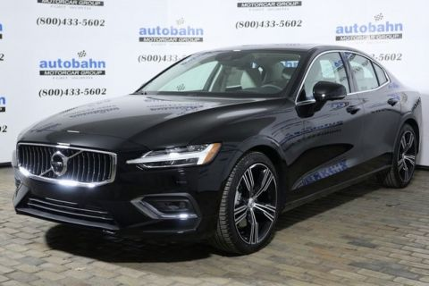 Certified Pre-Owned 2019 Volvo S60 T5 Inscription