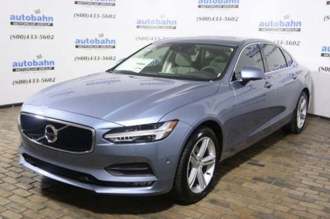 Certified Pre-Owned 2018 Volvo S90 T5 Momentum