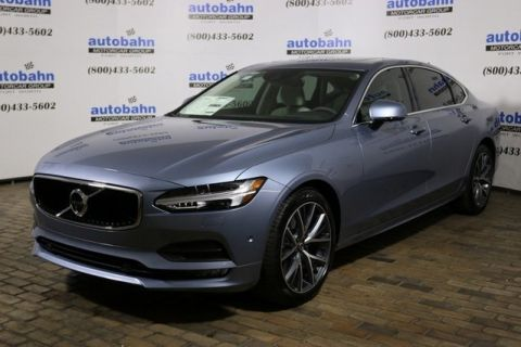 Certified Pre-Owned 2019 Volvo S90 T6 Momentum
