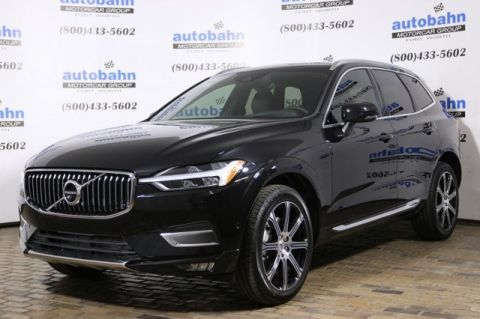 Certified Pre-Owned 2018 Volvo XC60 T6 Inscription
