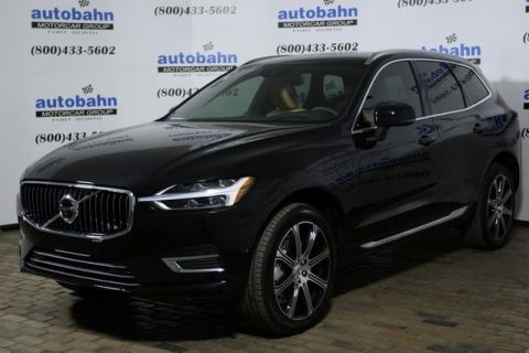 New 2019 Volvo XC60 Hybrid T8 Inscription