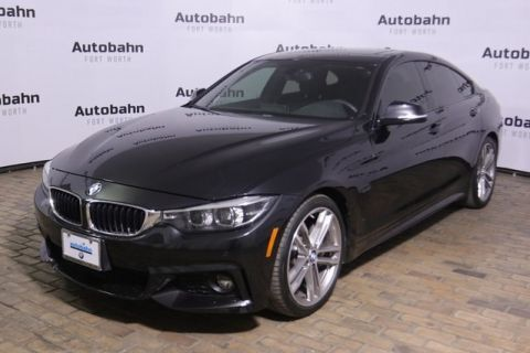 Pre-Owned 2018 BMW 4 Series 440i