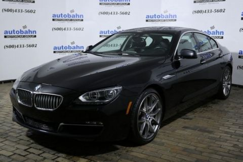 Pre-Owned 2014 BMW 6 Series 650i Gran Coupe