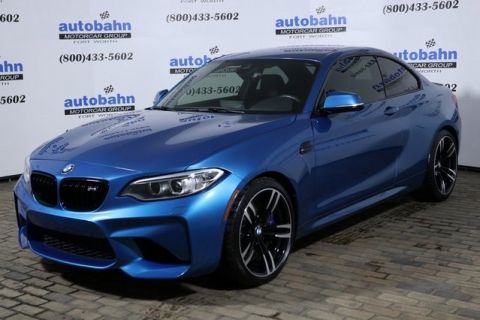 Pre-Owned 2016 BMW M2 Base