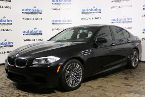 Pre-Owned 2013 BMW M5