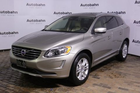 Certified Pre-Owned 2016 Volvo XC60 T5 Drive-E Platinum