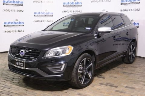 Pre-Owned 2015 Volvo XC60 T6 R-Design Platinum