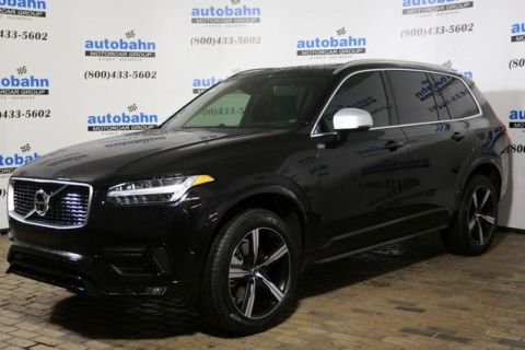 Certified Pre-Owned 2019 Volvo XC90 T6 R-Design